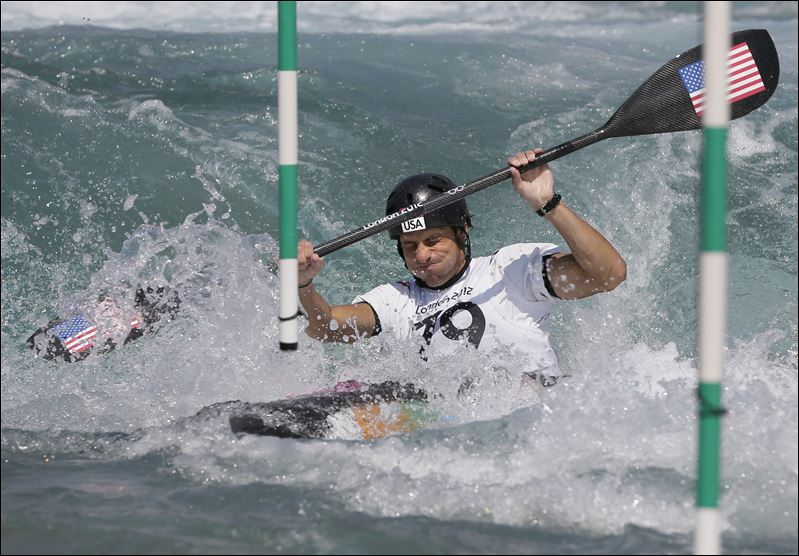 olympic event kayaking