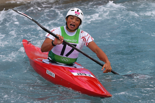 whitewater rafting slalom kayaking competition