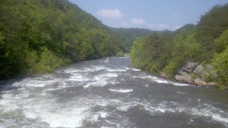 rapids in Tennessee
